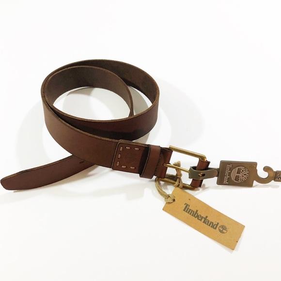 f348012f188 Timberland Brown Leather Belt Size 38. NWT. Timberland.  M_5c4fcf487386bc327f2d822b. M_5c4fcf49aaa5b84d6ec3791b.  M_5c4fcf4b9fe486dd7446db4a